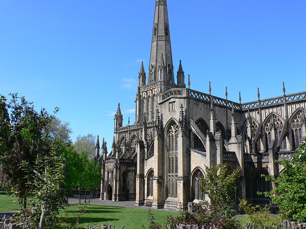 St. Mary Redcliffe Church